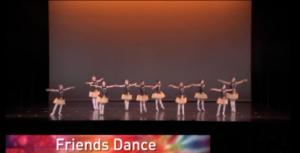 Friends Dance