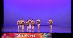 She Moves