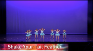 Shake Your Tail Feather