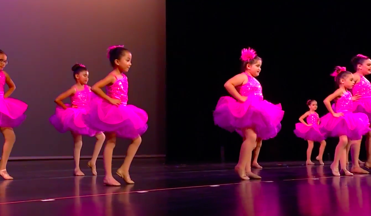 Ballet / Jazz Ages 5-8