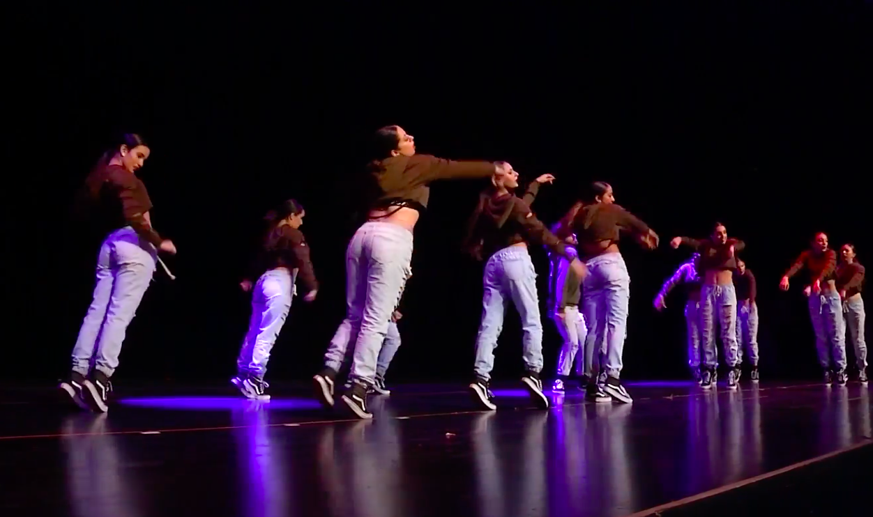 Junior Teen Hip Hop Company