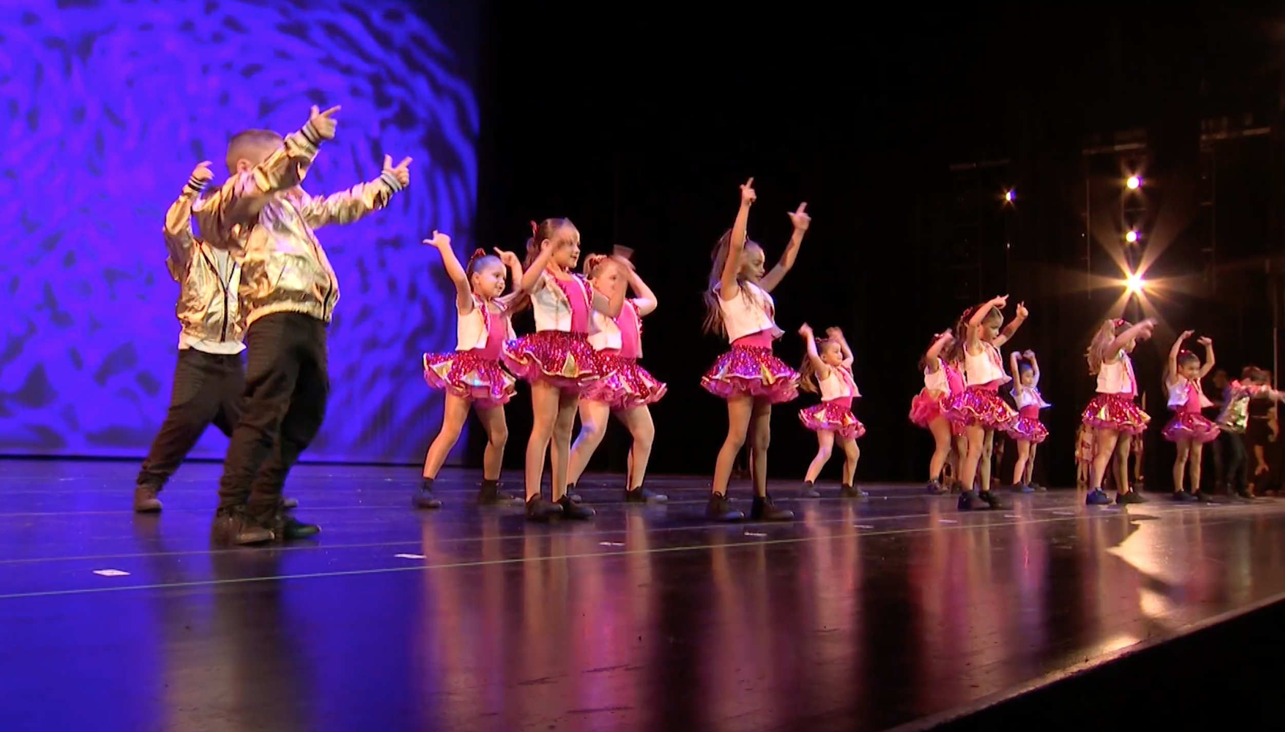 Turn Up The Music - Miami Dance Academy